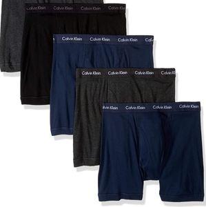 Calvin Klein cotton boxer briefs classic fit